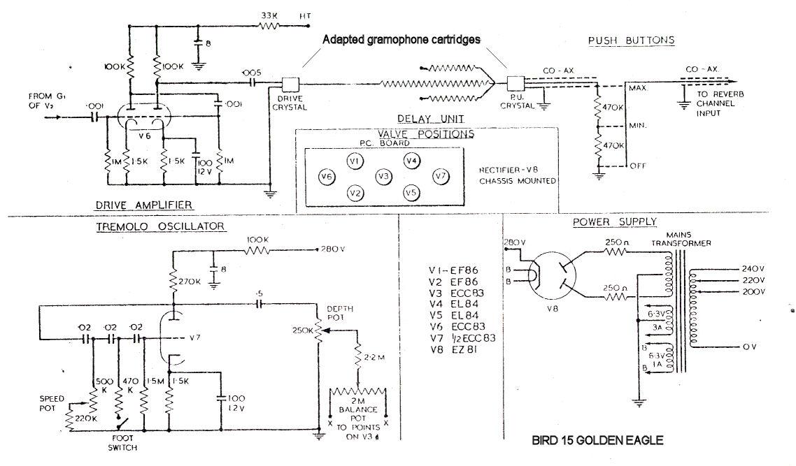 Prowess Amplifiers Misc Schematics Bird15goldeneagle2 Bird