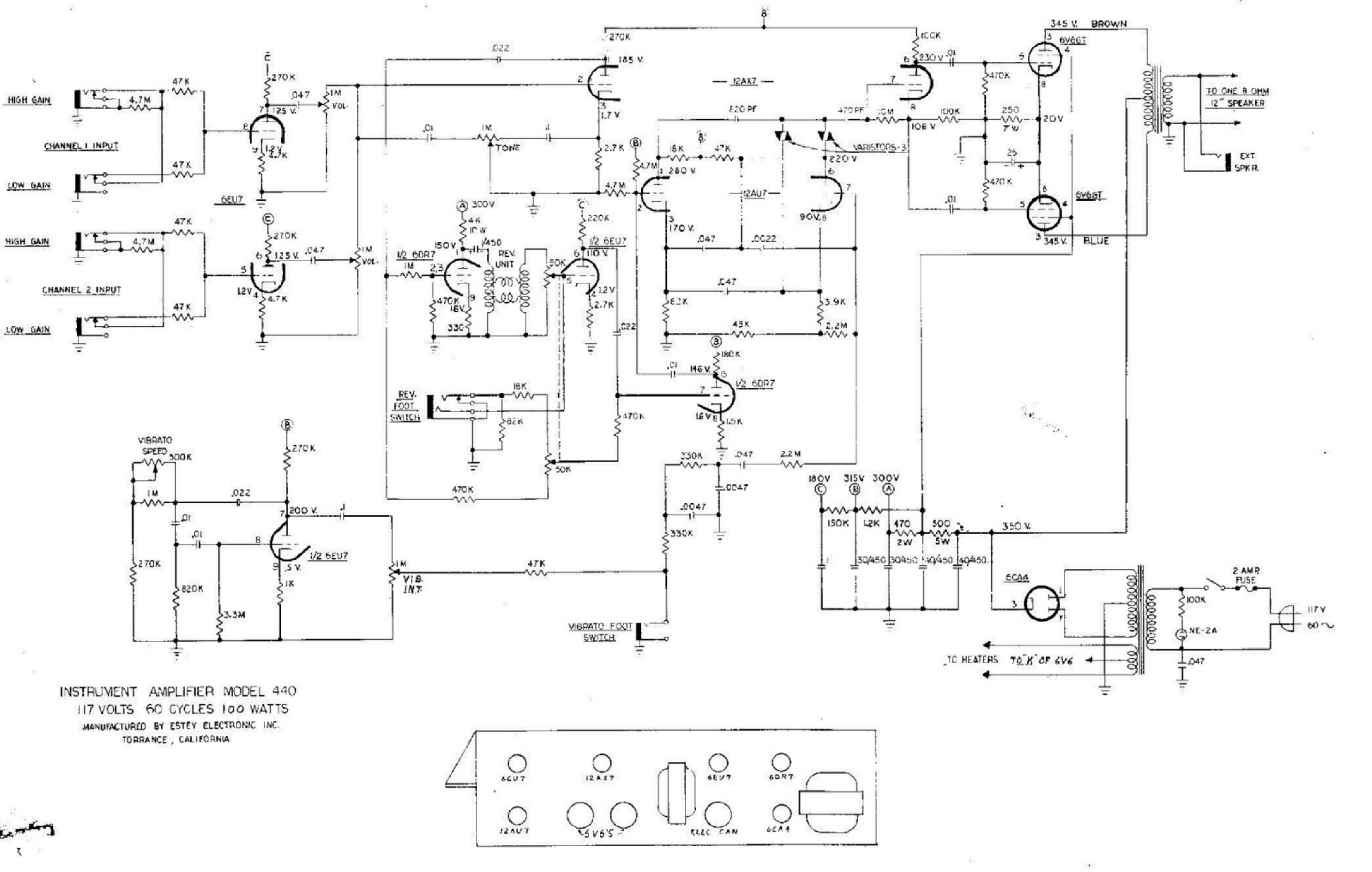 Vintage Magnatone Amplifier Schematic - Wiring Diagrams on vintage stereo amplifier, airline amplifiers, vintage hi-fi tube, magnatone twilighter amplifiers, vintage 1950s wood speaker, vintage magnatone guitar, vintage marshall amp models, vintage magnatone m9, vintage amps 1960, magnatone trubador guitar amplifiers, 1960s guitar amplifiers, rare magnatone amplifiers, vintage magnatone troubadour,